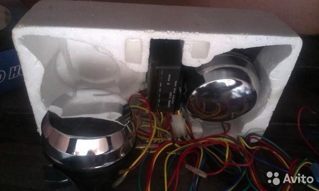 Новый сигнал звуковой TI-L104 8-ми тон.