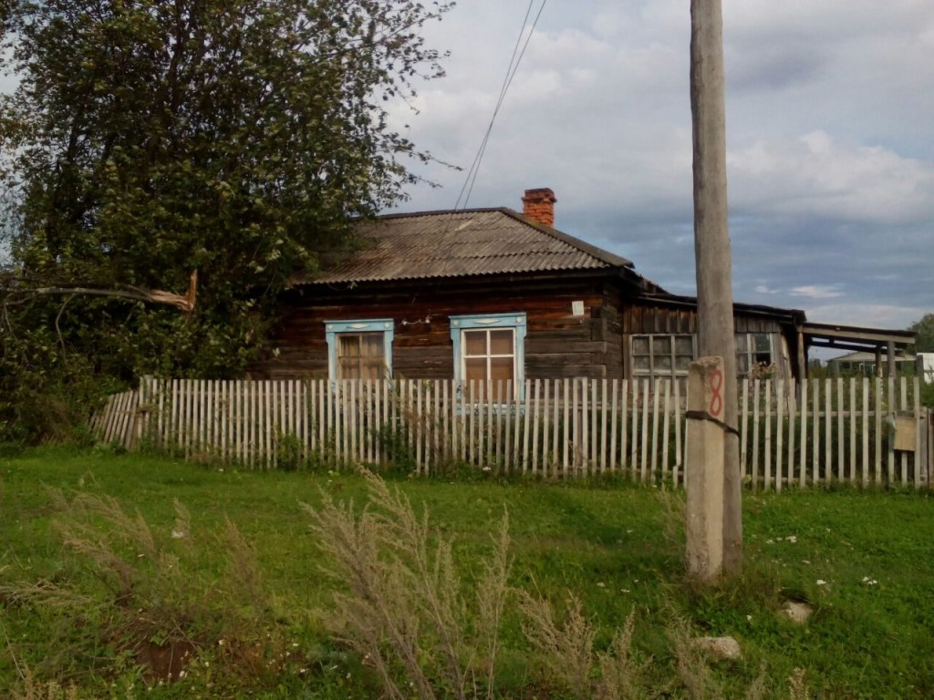 Продам дом 40 кв м ,15 соток земли 170 т.р с Гусево 89528951348