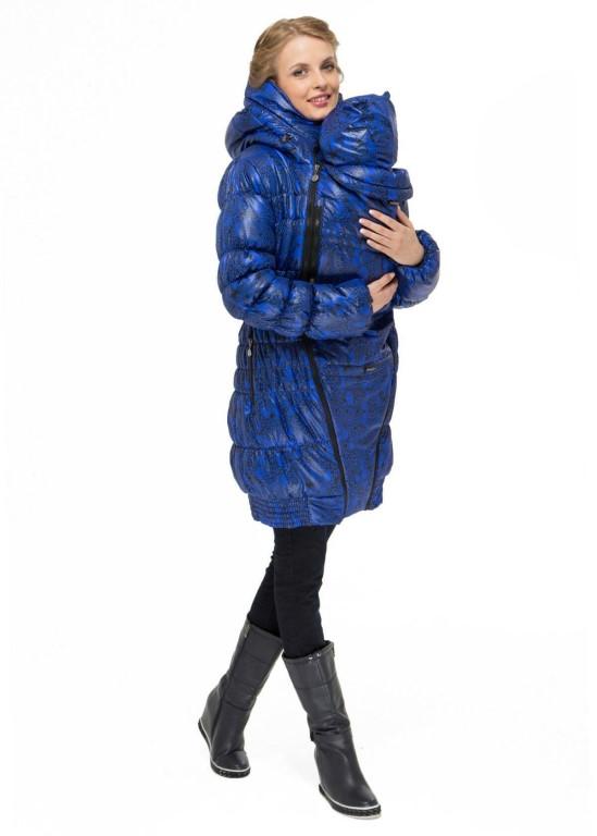 """Абсолютно НОВАЯ С ЭТИКЕТКАМИ зимняя слинго-куртка 3 в 1 фирмы """"I love mum""""."""